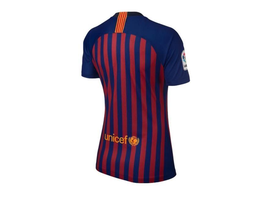 Image of Nike Naisten jalkapallopaita Nike FC Barcelona Breathe Home Stadium W 894447-456