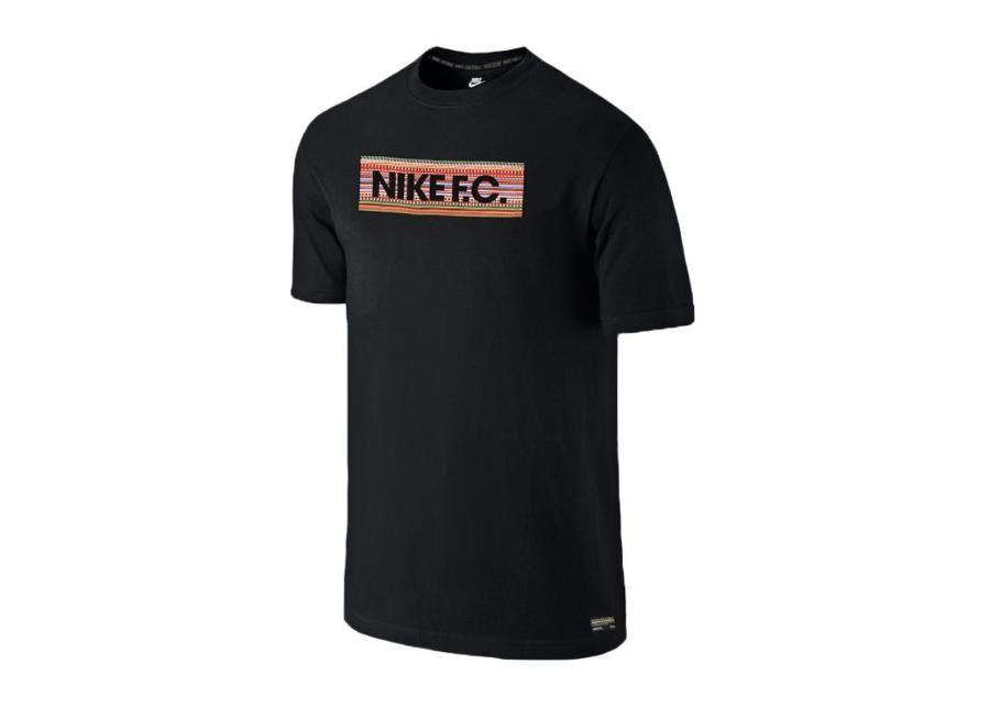 Image of Nike Miesten vapaa-ajanpaita Nike F.C. Tee Crew 365 M 911402-010