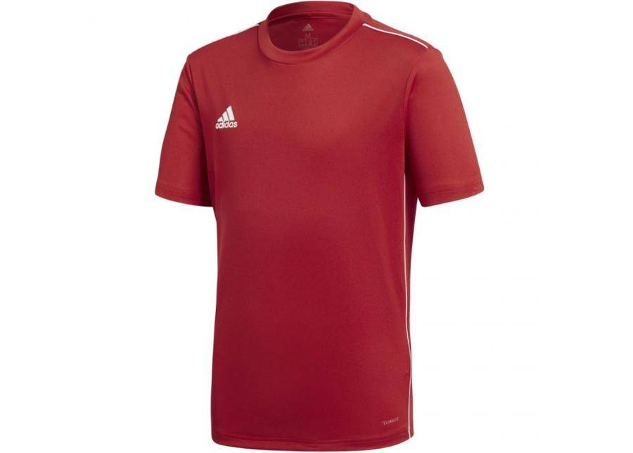 Image of Adidas Lasten jalkapallopaita adidas CORE 18 Jersey Junior CV3496