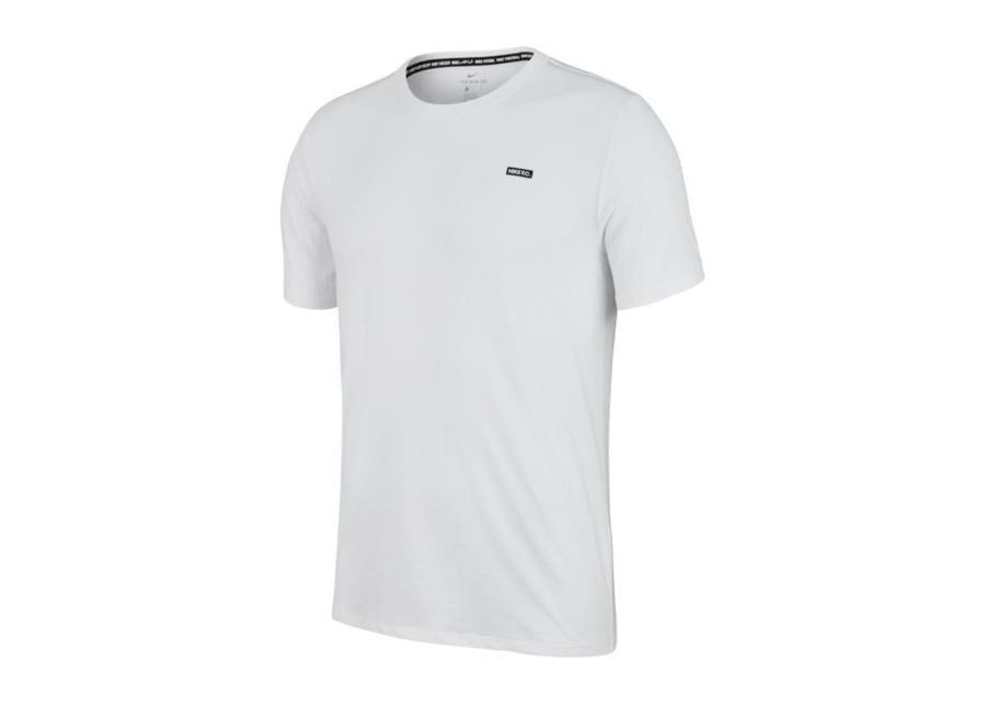 Image of Nike Miesten jalkapallopaita Nike F.C. Dry Tee Small Block M AH9657-100