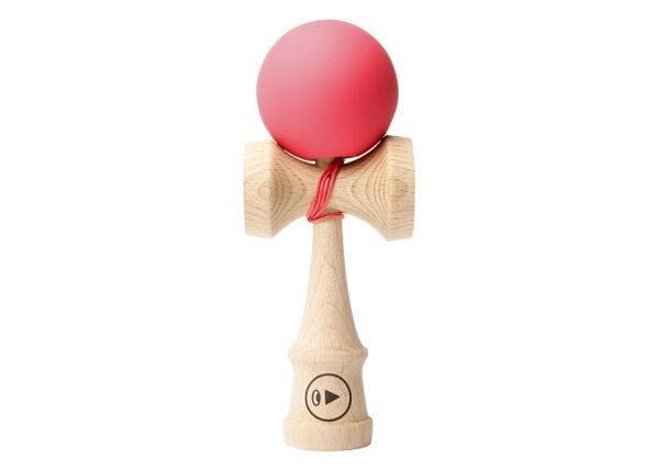 Kendama Europe Kendama Play Grip II Grapefruit 18,5 cm
