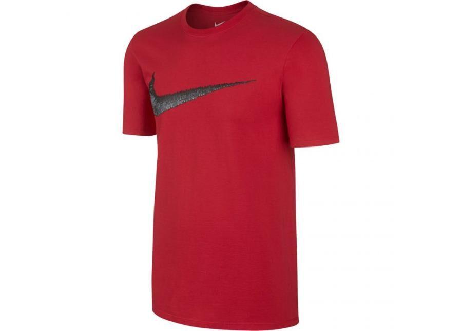 Image of Nike Miesten vapaa-ajanpaita Nike Hangtag Swoosh M 707456-657