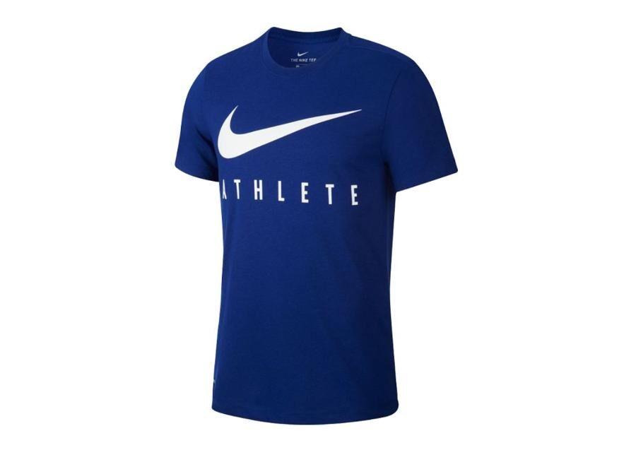 Image of Nike Miesten treenipaita Nike Dry Tee DB Athlete M BQ7539-455
