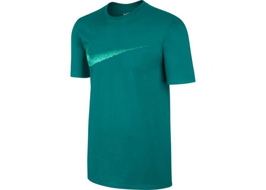 Image of Nike Miesten vapaa-ajanpaita Nike Hangtag Swoosh M 707456-467