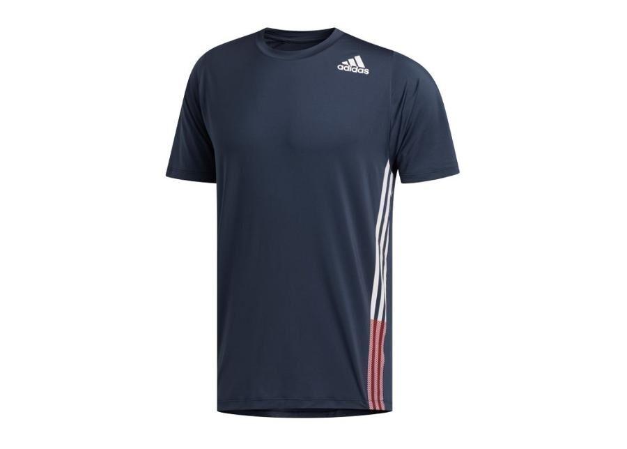 Image of Adidas Miesten treenipaita adidas Freelift 3 Stripe Tee M FJ6181