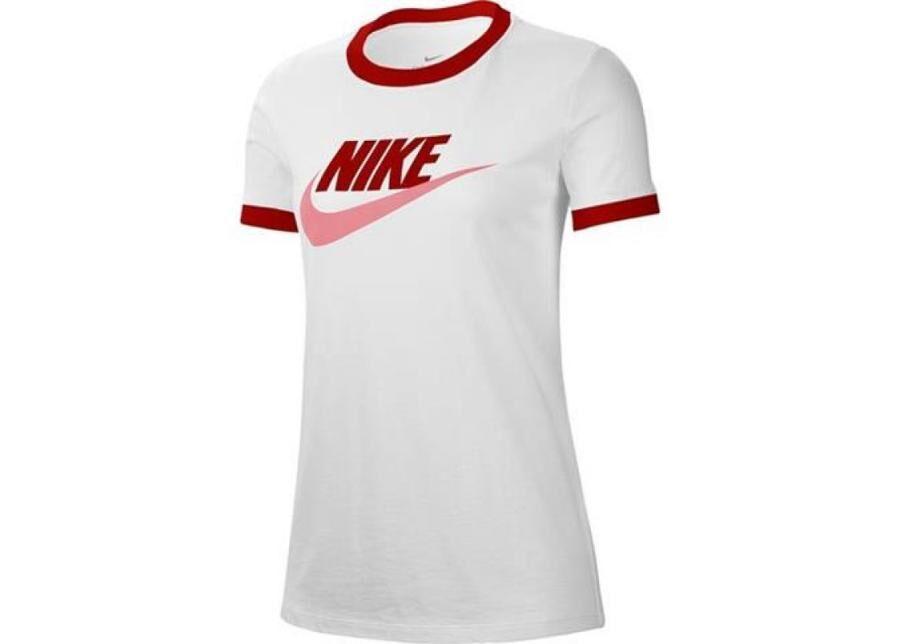 Image of Tee Naisten vapaa-ajanpaita Nike Tee Futura Ringe W CI9374-101