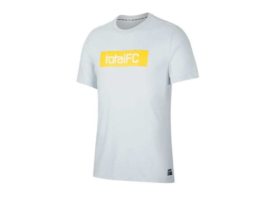 Image of Nike Miesten jalkapallopaita Nike F.C. Dry Tee Seasonal M CD0167-043