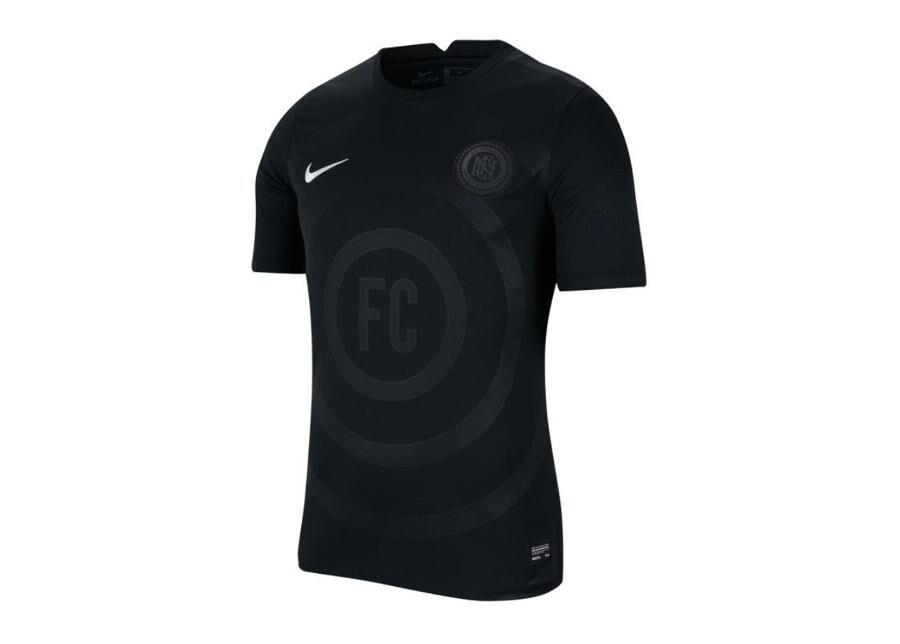 Image of Nike Miesten jalkapallopaita Nike F.C. Home Jersey SS M CD0552-010