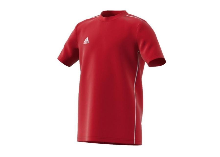 Image of Adidas Lasten jalkapallopaita adidas Core 18 Tee Y Junior FS3251