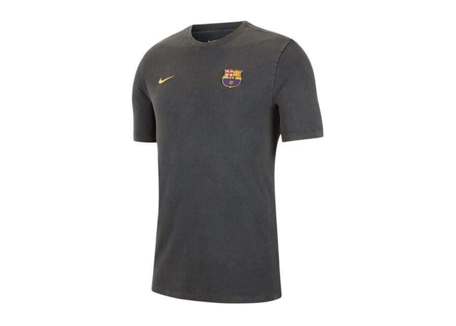 Image of Nike Miesten jalkapallopaita Nike FC Barcelona Tee Retro M CN8521-457