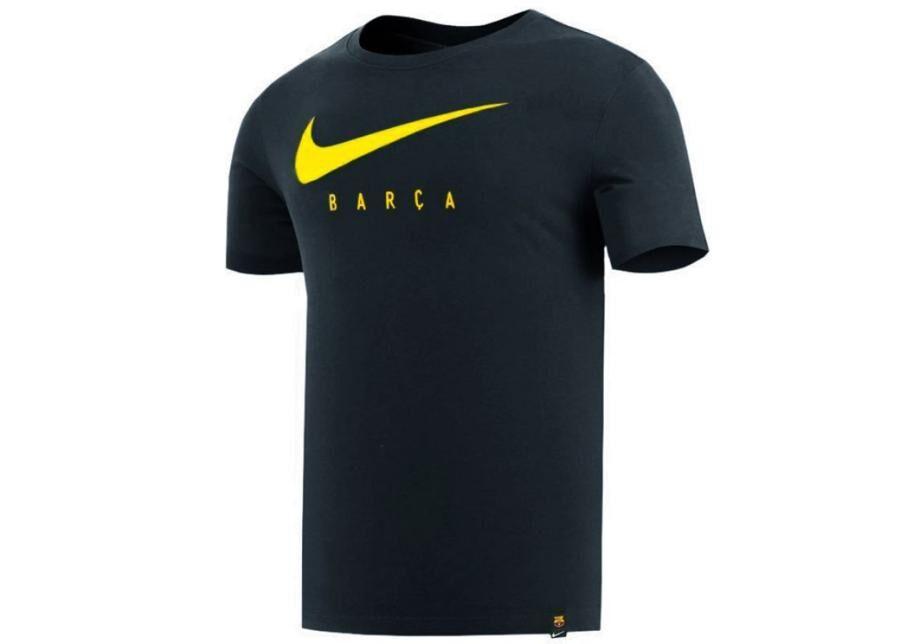 Image of Nike Miesten jalkapallopaita Nike FC Barcelona Dry Tee Tr Ground M AQ7543-475