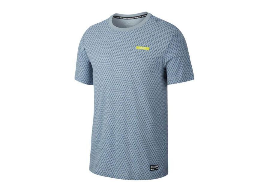 Image of Nike Miesten jalkapallopaita Nike F.C. Dry Tee Small Block M CD0169-464