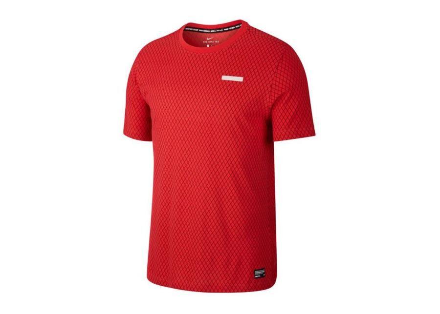 Image of Nike Miesten jalkapallopaita Nike F.C. Dry Tee Small Block M CD0169-631