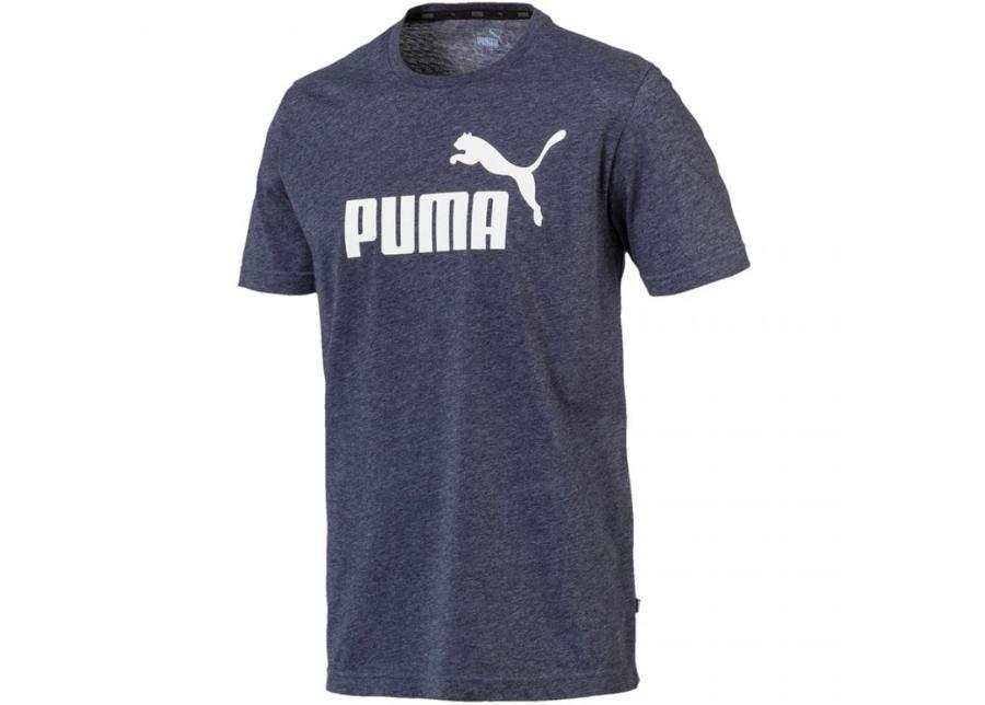 Image of Puma Miesten vapaa-ajanpaita Puma ESS Heather Tee M 852419 06
