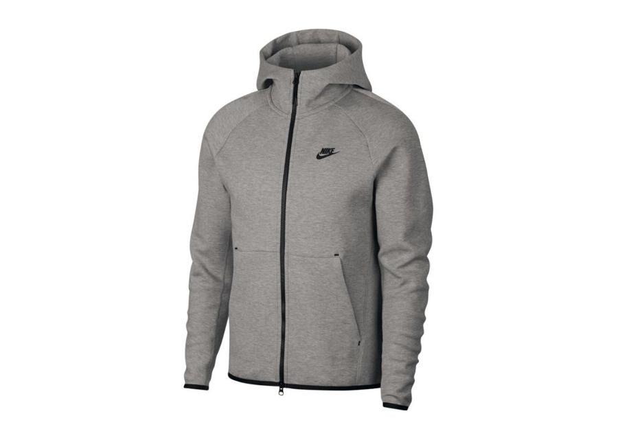 Image of Miesten huppari Nike Nsw Tech Fleece Hoodie Fz M 928483-063
