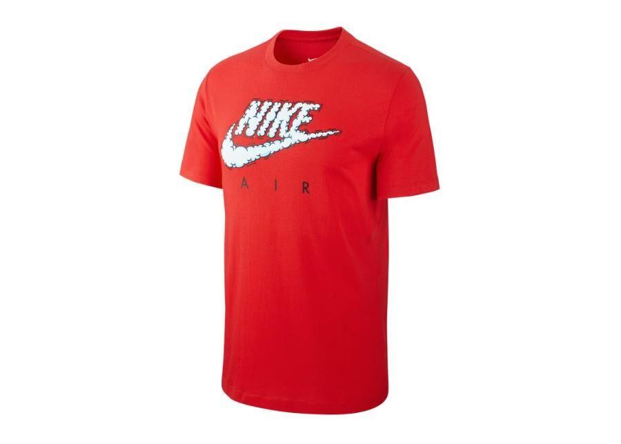 Image of Miesten vapaa-ajanpaita Nike Nsw Air Illustration Tee M CV0068-657