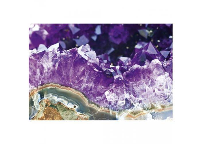 Image of Fleece kuvatapetti Amethyst 375x250 cm