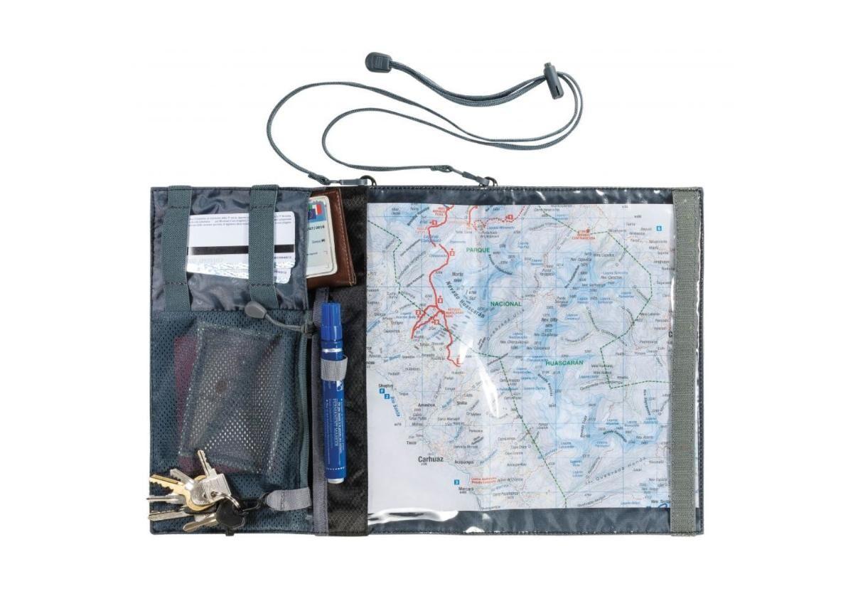 Ferrino Vedenpitävä karttalaukku FERRINO Shell Map