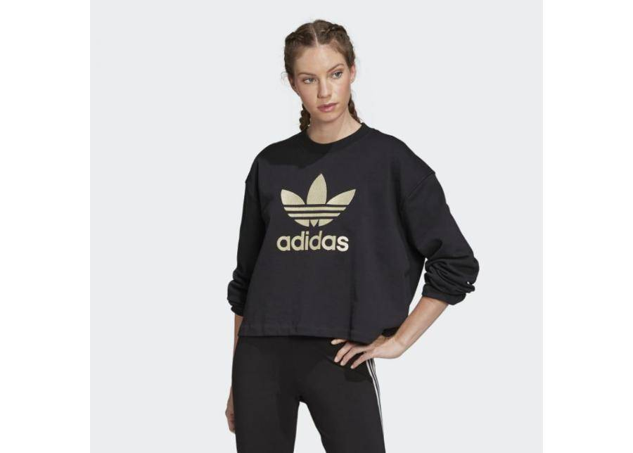 Adidas Naisten treenipaita adidas Originals Premium Crew Sweatshirt W FM2623