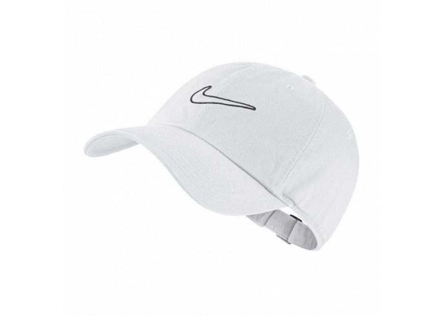 Image of Nike Lippalakki Nike U H86 Cap Essential Swoosh 943091 100