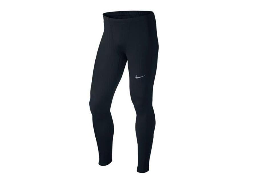 Image of Nike Miesten pitkät treenileggingsit Nike Dri Fit Thermal Tight M 683299-010