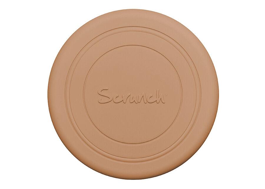 Scrunch Frisbee Scrunch, vaaleanruskea