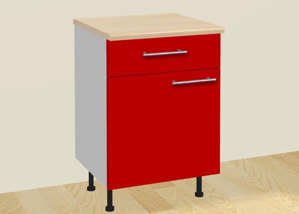 Image of Baltest Mööbel Baltest keittiökaappi ovella ja laatikolla 30 cm