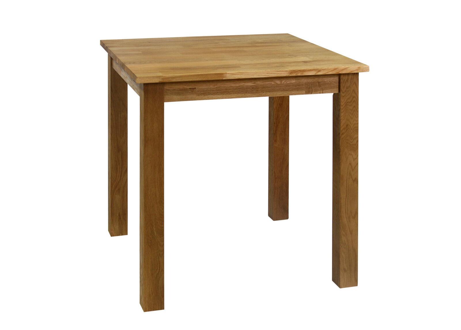 Home4you Tamminen ruokapöytä GLOUCESTER 75x75 cm