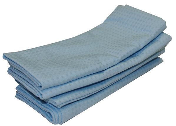 SikSak Keittiöliina, sininen 4 kpl