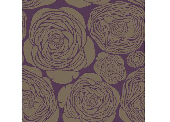 Lavmi Tapetti TEARS, violetti tausta