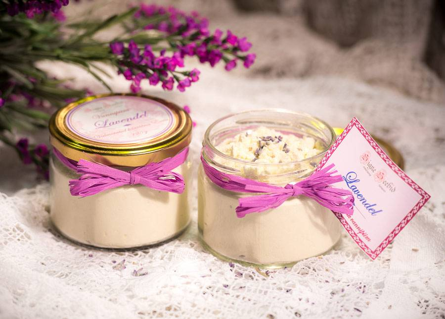 Signe Seebid Kylpymaito laventeli 2 kpl