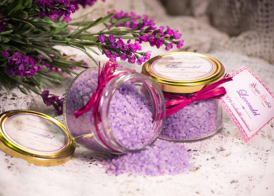 Signe Seebid Kylpysuola laventeli, 2 kpl