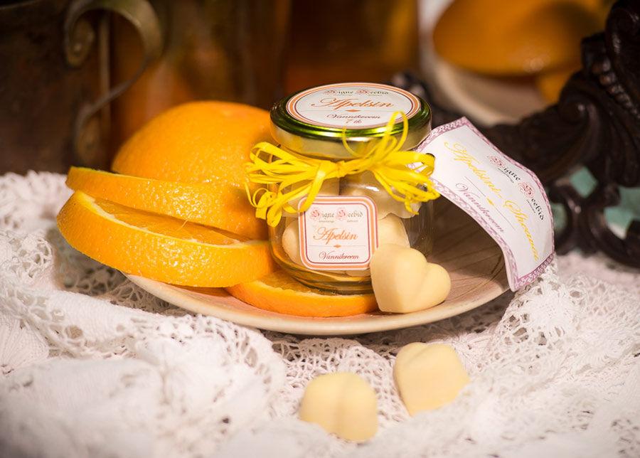 Signe Seebid Kylpyvoide appelsiini-sheavoi 2 kpl