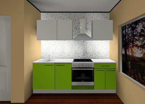 Baltest Mööbel Baltest keittiö Kaisa 2 mini 220 cm