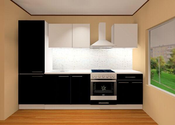 Baltest Mööbel Baltest keittiö Kaisa 2 P mini 280 cm