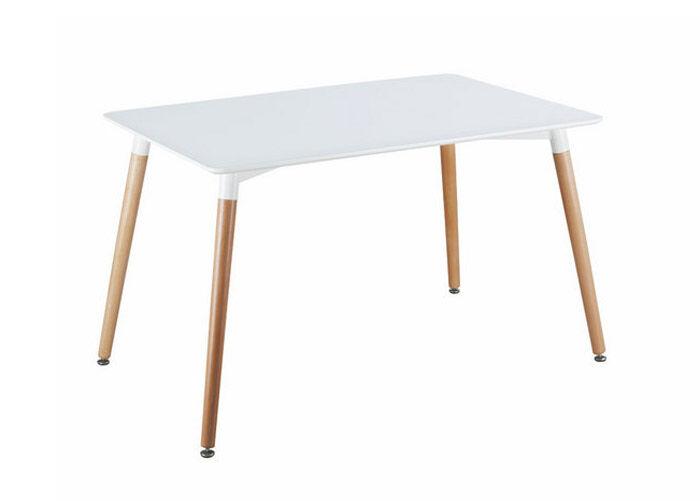 BAZH Ruokapöytä MAXIMUS 80x120 cm