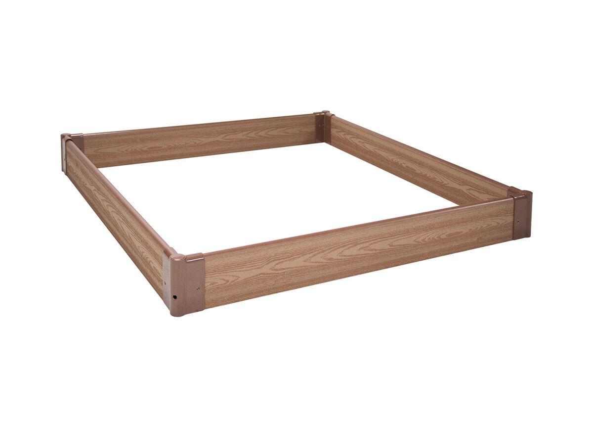 Carden4you Piennarlaatikko/hiekkalaatikko 120x120 cm