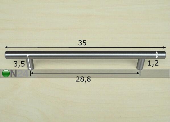 Baltest Mööbel Baltest keittiö 300 cm