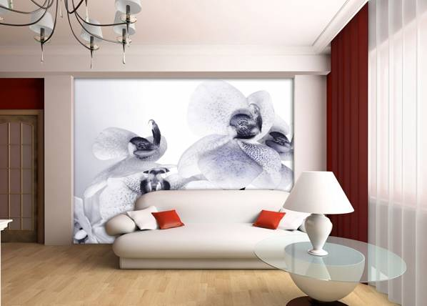 AG Design Kuvatapetti ORCHIDS 360x254 cm