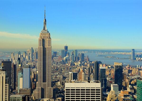 AG Design Kuvatapetti NEW YORK 360x254 cm