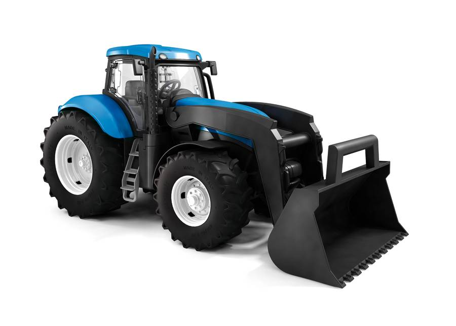 Adriatic Traktori+kauha NEW HOLLAND