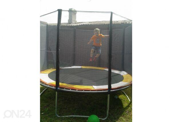 Carden4you Turvaverkko ilman tukipylväitä 3,04 m trampoliiniin