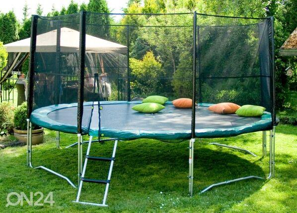 Carden4you Turvaverkko 3,66 m trampoliiniin tolpilla