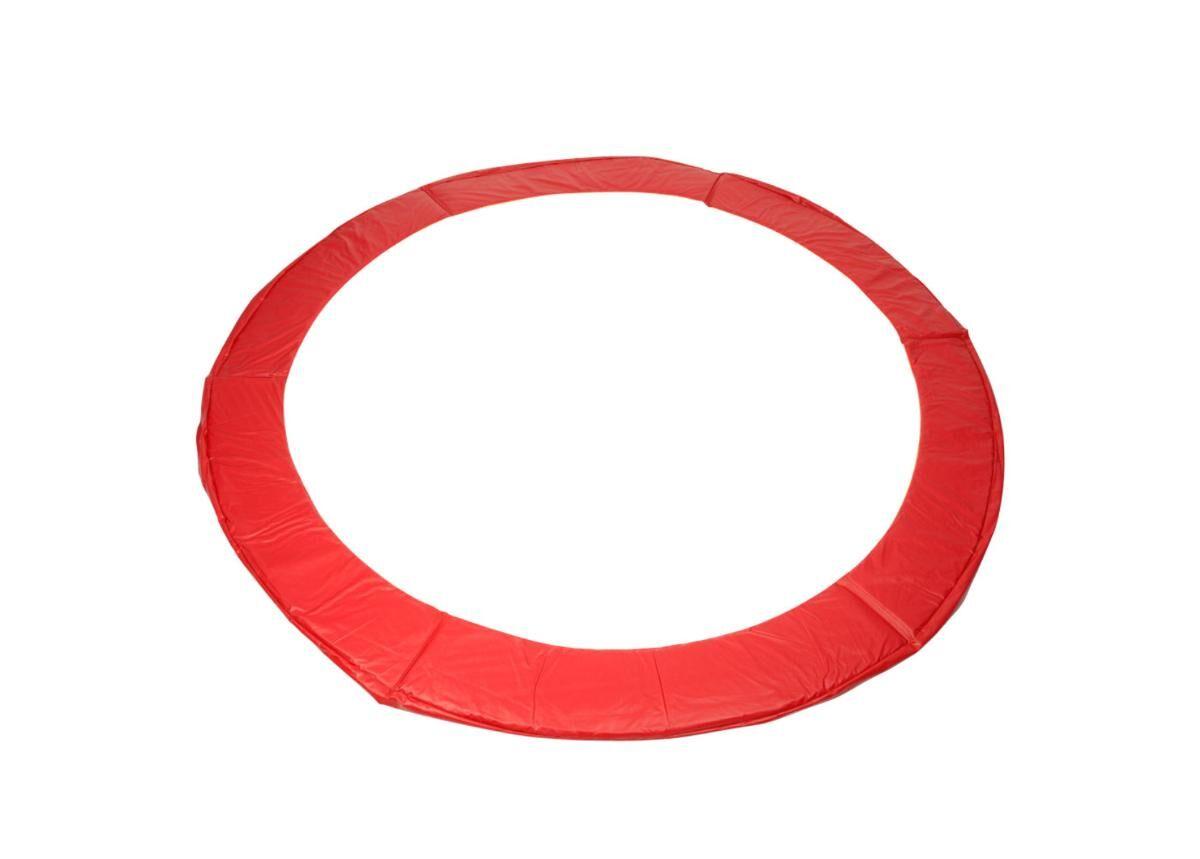 Image of Insportline Trampoliinin reunapehmuste 244 cm - punainen inSPORTline