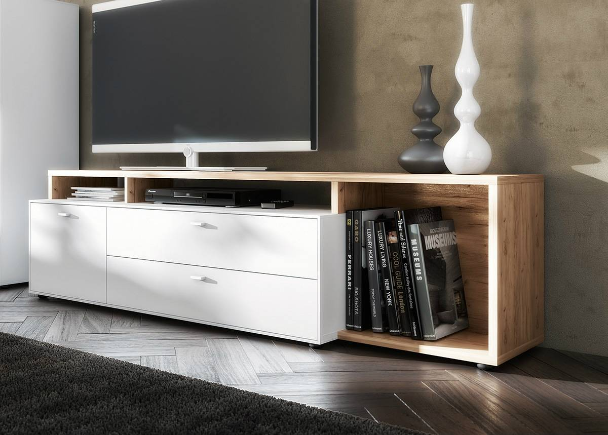 Germania TV-taso / lisähylly DESIGN2
