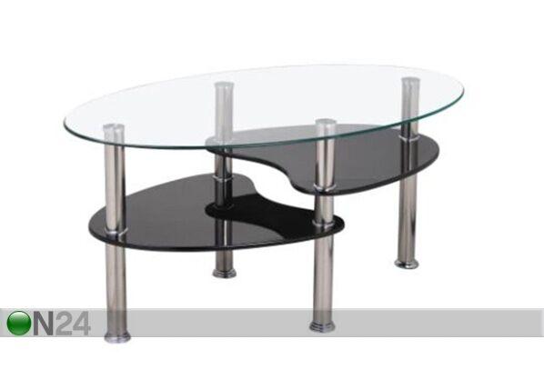 POLD Sohvapöytä TOLEDO 90x55 cm