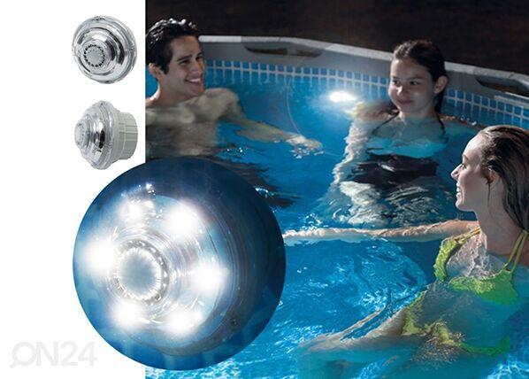 Intex Uima-altaan LED-valaisin