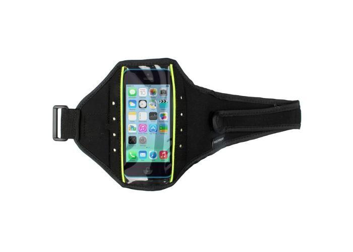 Rucanor Älypuhelimen käsivarsikotelo Rucanor Iphone5 LED 29702-213