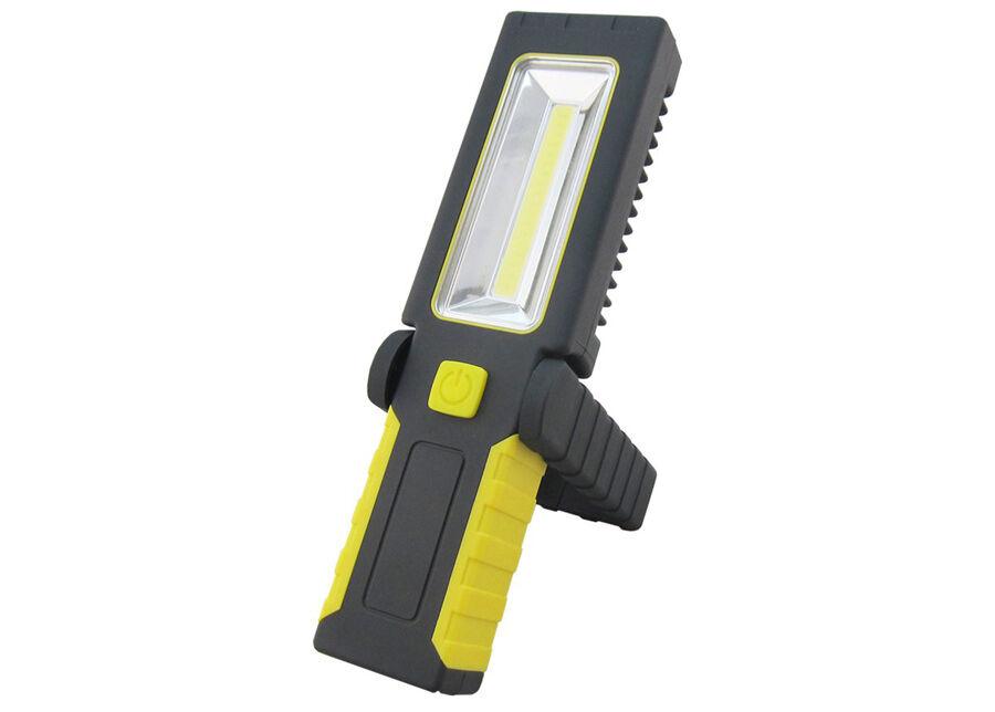 Shada Taskulamppu LED 3 W magneetilla ja ripustuksella