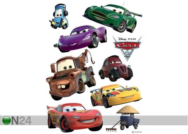 AG Design Seinätarra DISNEY CARS 2 McQUEEN AND MATER 42,5x65 cm